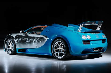 New Bugatti Veyron Meo Costantini Edition Debuts In Dubai