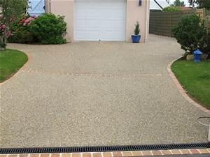 Béton Désactivé Gris : terrasse beton desactive avis ~ Melissatoandfro.com Idées de Décoration