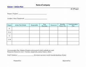 stunning general action plan template word examples thogati With what is an action plan template