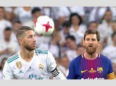 VIDEO Ramos mocks Messi, gets an insult in return [El