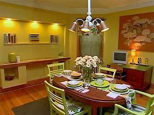 Lime Green Dining Room Home Decor Pinterest Room
