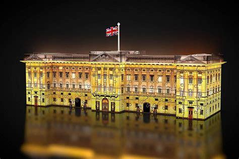 Ravensburger Sestavljanka 3D Buckinghamska palača ponoči 216 delna 125296 | Trgovina Eigrače.com