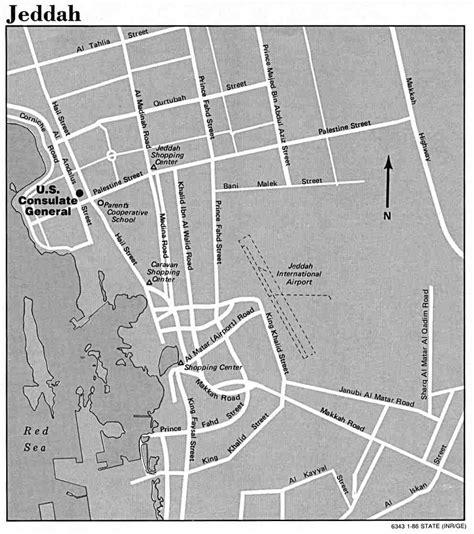 Saudi Arabia Maps - Perry-Castañeda Map Collection - UT ...