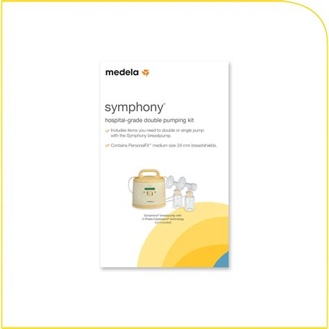 Amazoncom Medela Symphony Double Pumping System