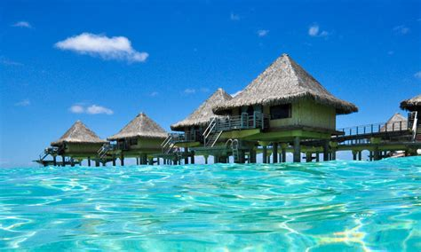 Intercontinental Bora Bora Le Moana Resort Tahiticom
