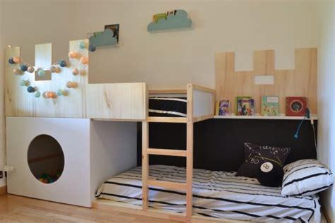 ikea meuble de chambre 5 détournements de meubles ikea pour chambre d 39 enfant