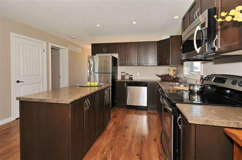 kitchen laminates color combination the haliburton barzotti cabinets maple swedish walnut 5302
