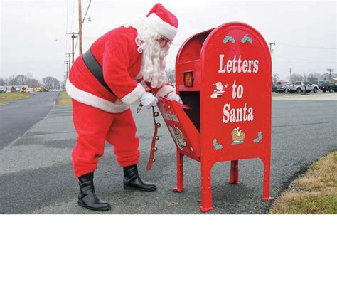 letters to santa mailbox santa s mailbox post office mail boxes usps it only 23421