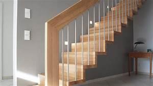 Treppen Aus Glas : treppe holz metall die sch nsten einrichtungsideen ~ Sanjose-hotels-ca.com Haus und Dekorationen