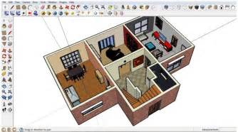 free floor plan software sketchup review - Different House Plans