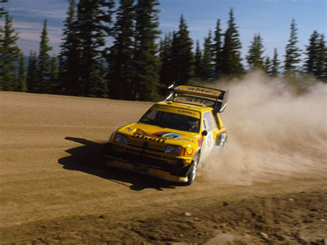 image gallery t16 peugeot 205 t16 pikes peak photos photogallery with 3