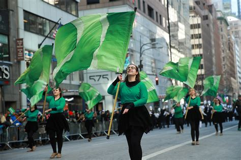 St. Patrick's Day Parade New York 2019