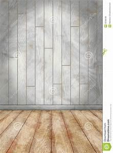 fond d39interieur avec le plan en bois colore de mur et de With planche de bois pour mur interieur