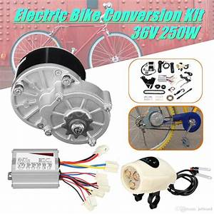 2019 36v 250w Electric Bike Conversion Scooter Motor