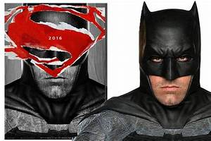 Batman v Superman: Get a better look at Ben Affleck in ...