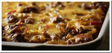 best recipes using hamburger best hamburger casserole recipes