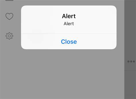 disable alert iphone objective c how to disable default notification alert