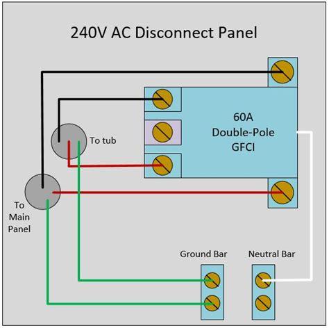 2 Phase Gfci Wiring Diagram by 220v Motor Wiring Diagram Impremedia Net