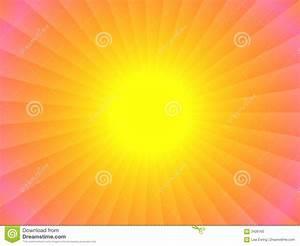 Abstract Sun Design Stock Photo - Image: 3426160