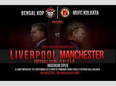 Liverpool vs Manchester United Sports fanatics in