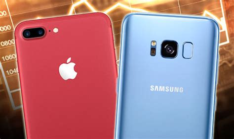 best phone iphone samsung galaxy s8 vs iphone 7 one of these phones just 8860