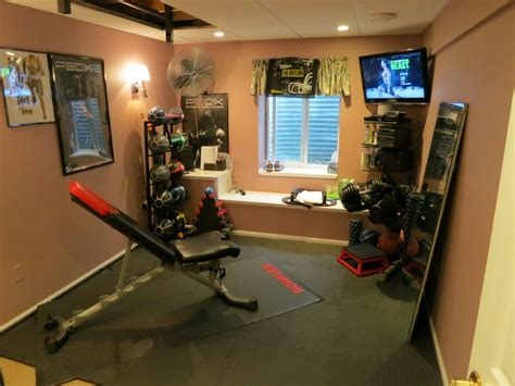 gym p90x fitness equipment insanity beast body room gyms exercise space idea rooms simple designs teamripped layout decorating
