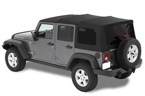 jeep soft top 4 door free shipping on mopar 82213652 twill premium jk unlimited