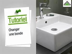 Installer Bonde Douche : comment changer une bonde leroy merlin youtube ~ Zukunftsfamilie.com Idées de Décoration