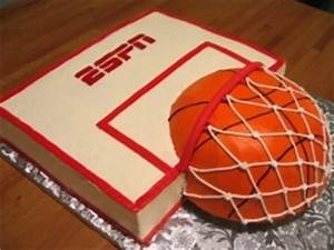 Best 25+ Basketball birthday cakes ideas on Pinterest