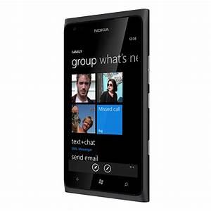 Nokia Lumia 900, first Nokia smartphone featuring LTE ...