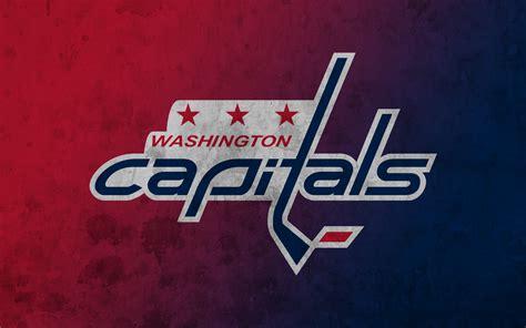 nhl washington capitals logo team wallpaper   hockey