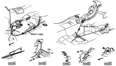 manual repair autos 1981 chevrolet camaro parking system repair guides