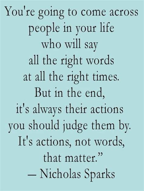 actions    tht matter words words quotes