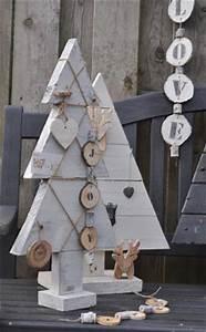 Nol 10 Bricolages Dco En Bois Recycl Esprit Cabane