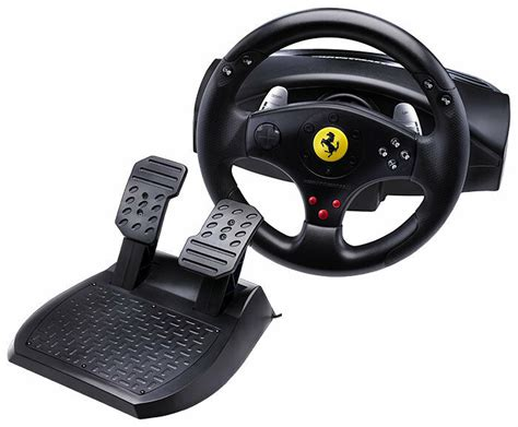 thrustmaster gt experience руль thrustmaster gt experience racing wheel
