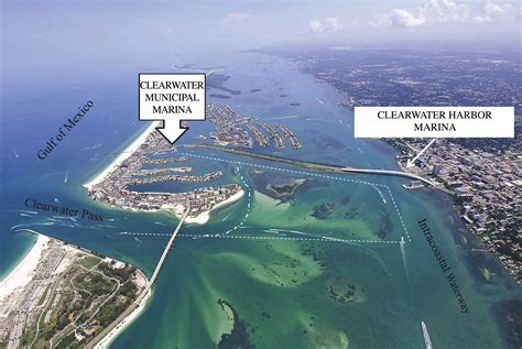 clearwater beach marina in clearwater fl united states
