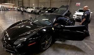 Ferrari 458 Italia Lights Us Customs Confiscate Multiple Supercars After Asian