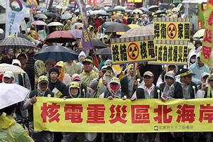 Thousands rally for end to nuclear power in Taiwan | South ...
