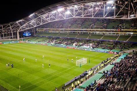 aviva stadium 28 images aviva stadium populous aerial