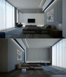 21, Cool, Bedrooms, For, Clean, And, Simple, Design, Inspiration
