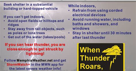 mwn severe weather awareness 2018 lightning safety