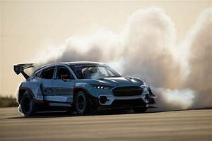 Ford unleashes 1000kW electric drift Mustang Mach-E will ...
