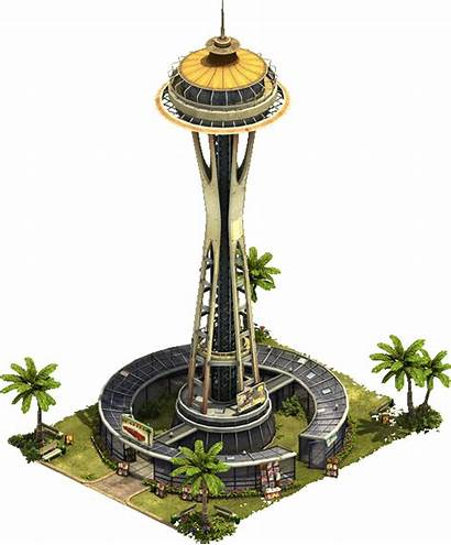 Needle Space Foe Forge Empires Seattle Grands