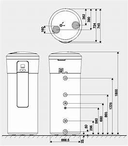 Dimension Chauffe Eau Thermodynamique : chauffe eau thermodynamique compress 3000 dwfi et 3000 ~ Edinachiropracticcenter.com Idées de Décoration