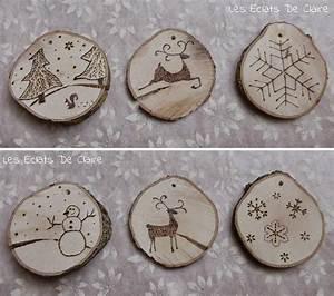 Décoration De Noel à Fabriquer En Bois : tuto fabriquer des d cos de no l avec des branches ~ Voncanada.com Idées de Décoration