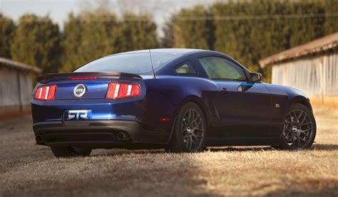 kona blue  ford mustang gt rtr coupe mustangattitude