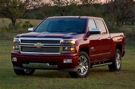 Priced 2014 Chevrolet Silverado High Country Starts At