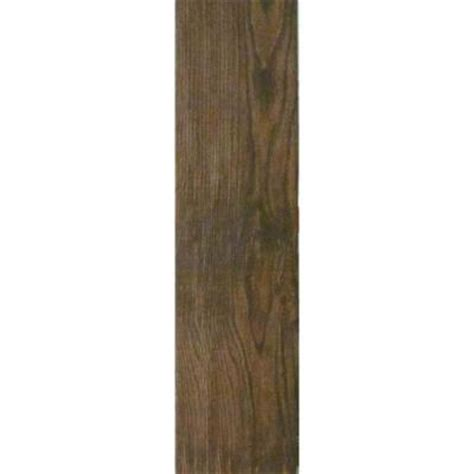 home depot marazzi wood look tile montagna saddle 6 in x 24 in glazed porcelain floor and