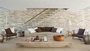 quelles pierres de parement choisir pour sa deco d39interieur With salle de bain design avec fausses cheminées décoratives