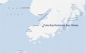 Free Nav Charts Tutka Bay Kachemak Bay Alaska Tide Station Location Guide